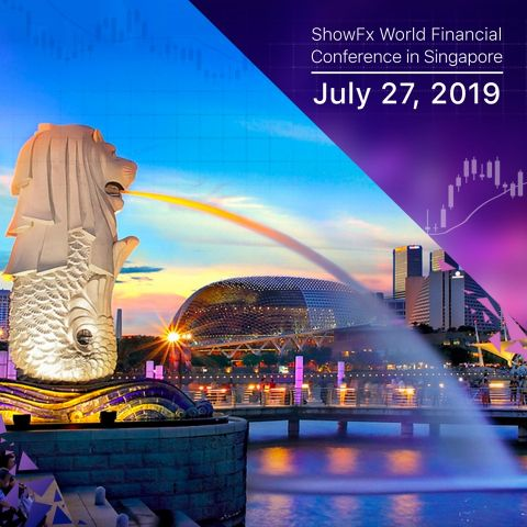 ShowFx World Financial Conference in Singapore